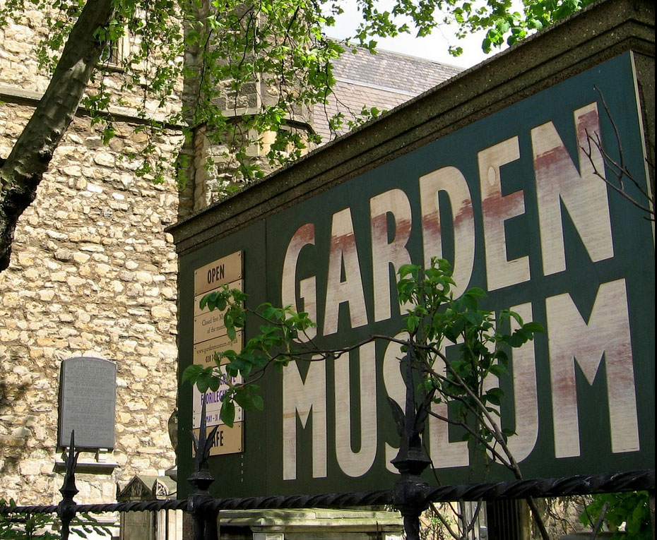 Visiter garden museum horaires tarifs prix acc s for Jardinier tarif horaire
